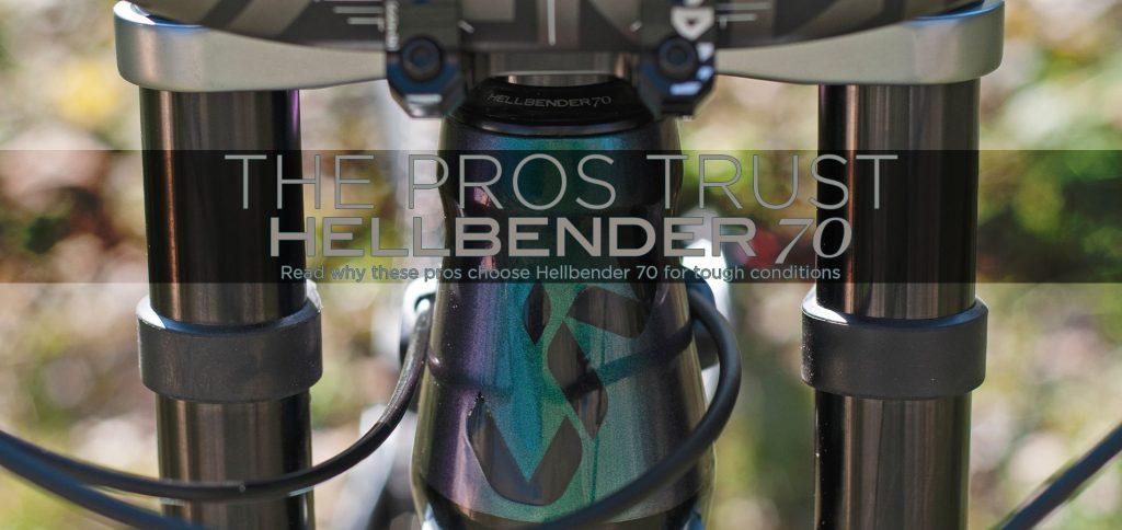 The Pros Trust Hellbender 70