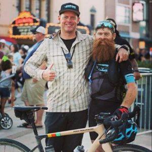 Thomas Turner rides Cane Creek eeSilk at Dirty Kanza 200