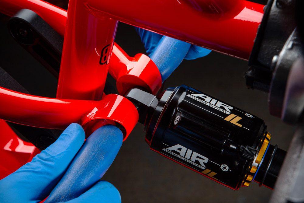 rear shock mounting bolt