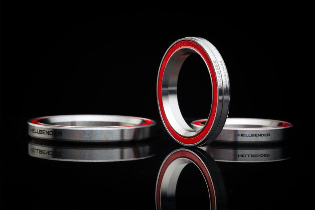 Hellbender headset bearings