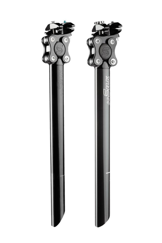 eesilk and eesilk carbon suspension seatposts for bikes